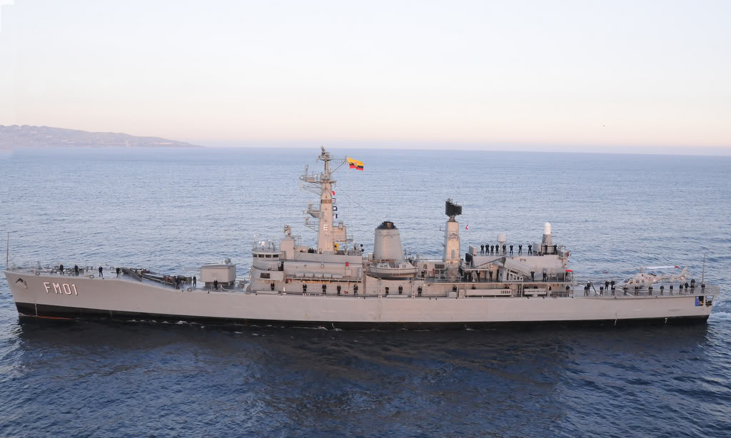 Ejercicios Navales de la Armada Chilena   5866926674_c93ff7efdc_b
