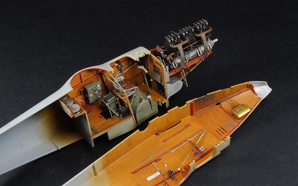 Hannover CI.II  Wingnut Wings 1/32 DSC02263