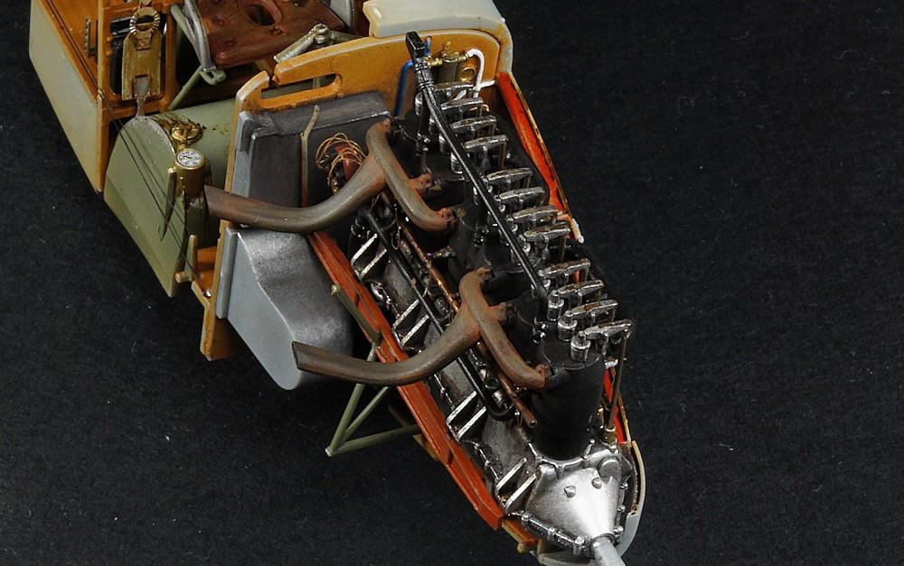 Hannover CI.II  Wingnut Wings 1/32 DSC02266