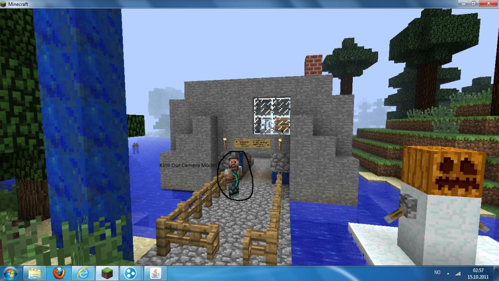 My minecraft server For PRIVATE uses Minecraftserver1