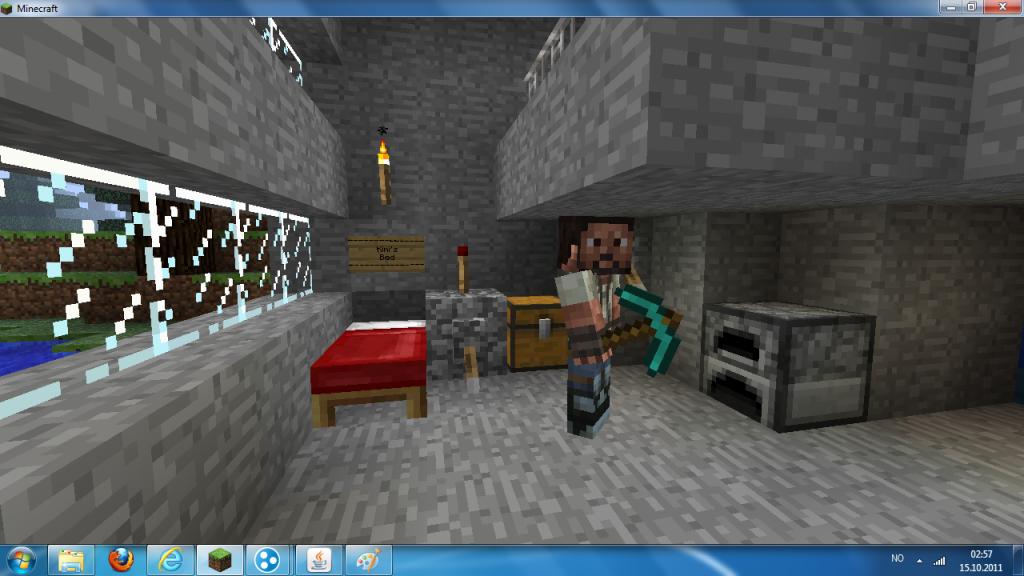 My minecraft server For PRIVATE uses Minecraftserver2