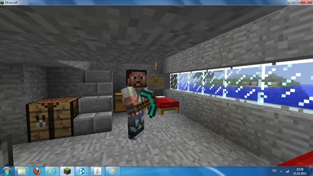 My minecraft server For PRIVATE uses Minecraftserver3