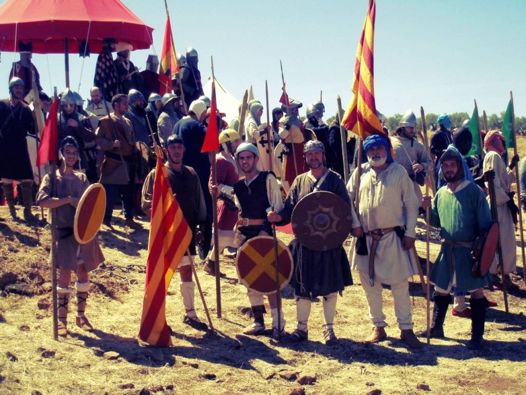 800 Aniversario Batalla de las Navas de Tolosa - Página 2 Almogavares
