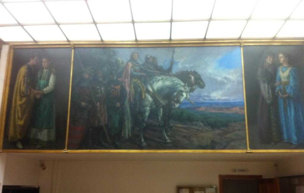 El mural del Ayuntamiento de Teruel recreado Ayuntamiento-mural_zpsb860b30e
