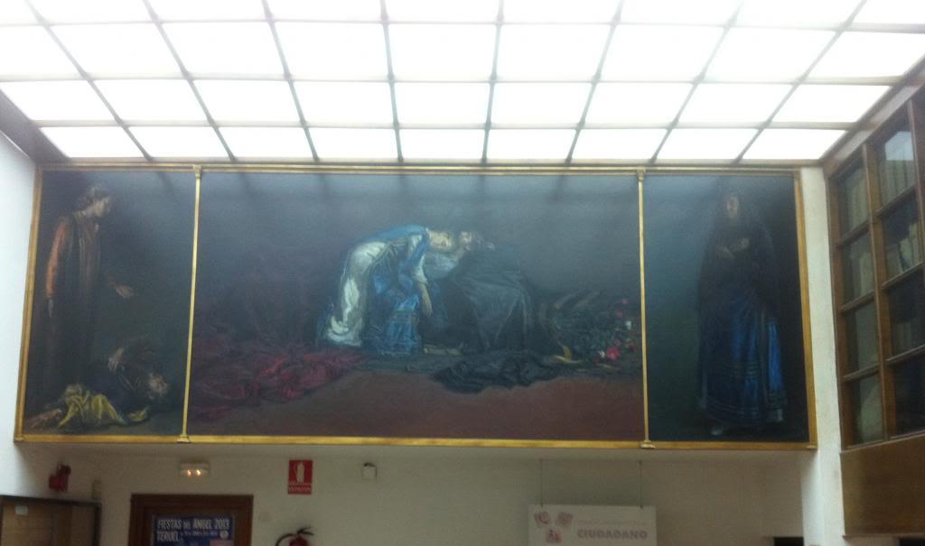 El mural del Ayuntamiento de Teruel recreado Ayutamiento_zpsb4ef08af