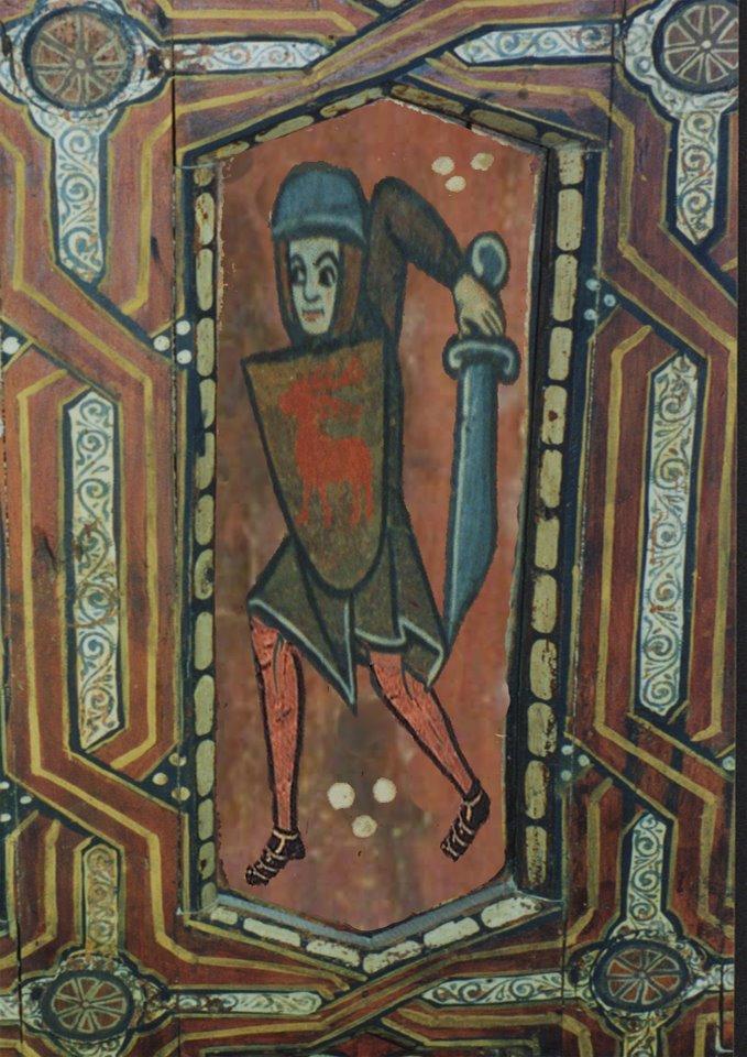 El bracamarte de la catedral de Teruel Bracamarte-3