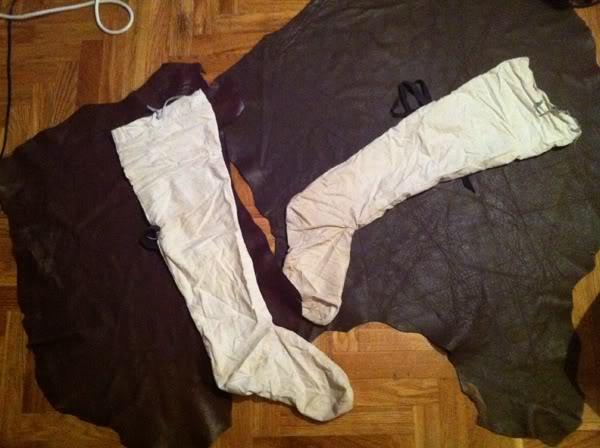 Calzas de cuero Calzas-medievales