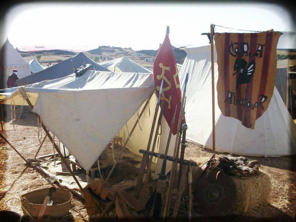 800 Aniversario Batalla de las Navas de Tolosa - Página 2 Campamentotirwal