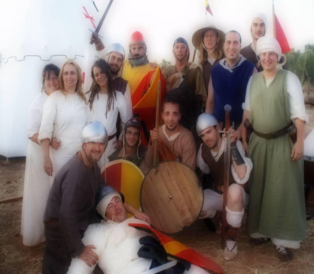 800 Aniversario Batalla de las Navas de Tolosa - Página 2 Familiaalmogavar