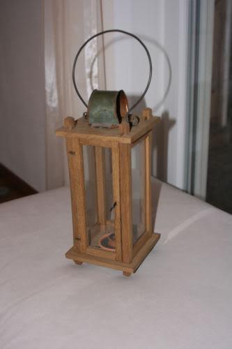 Lámpara medieval Lampara-1