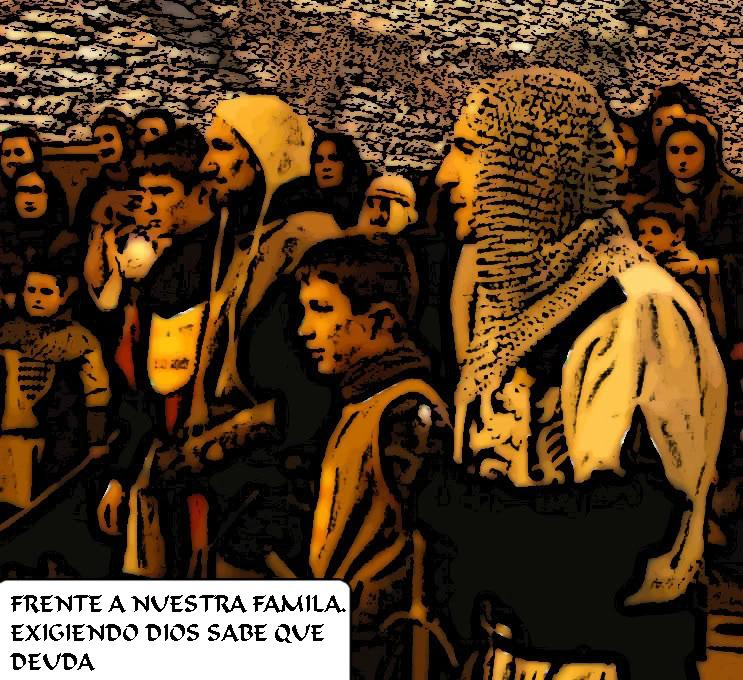 COMIC del RAPTO de la Doncella Oteyza Pgina3