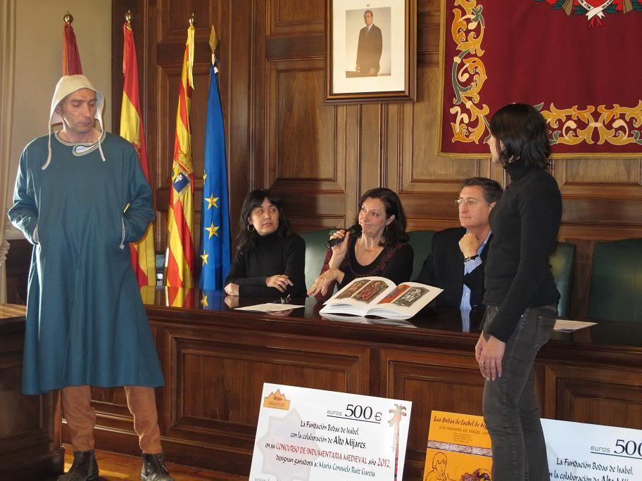 Reproducción indumentaria Teruel Trajemedieval-5