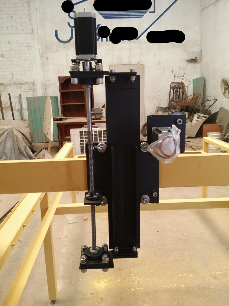 Mi proyecto CNC plasma Mill 20140726_125506