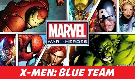 X-Men: Blue Team