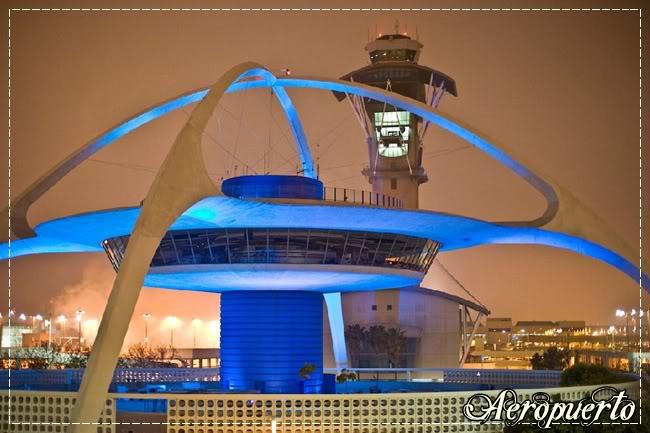 Aeropuerto Internacional de Los Ángeles AeropuertoInternacionaldeLosngeles