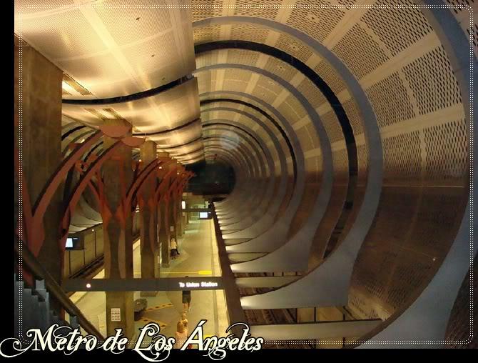 Metro de Los Ángeles MetrodeLosngeles