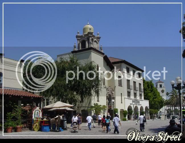 Olvera Street OlveraStreet
