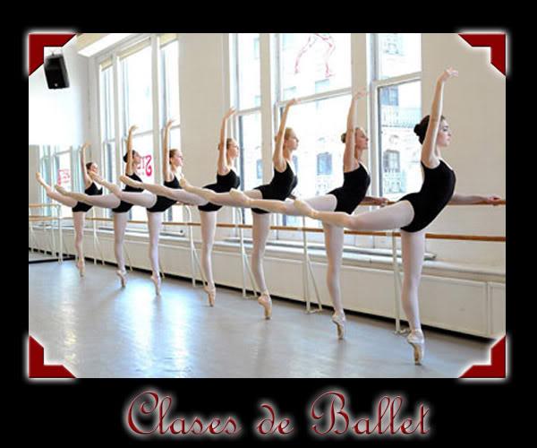 Aula De Ballet Ballet