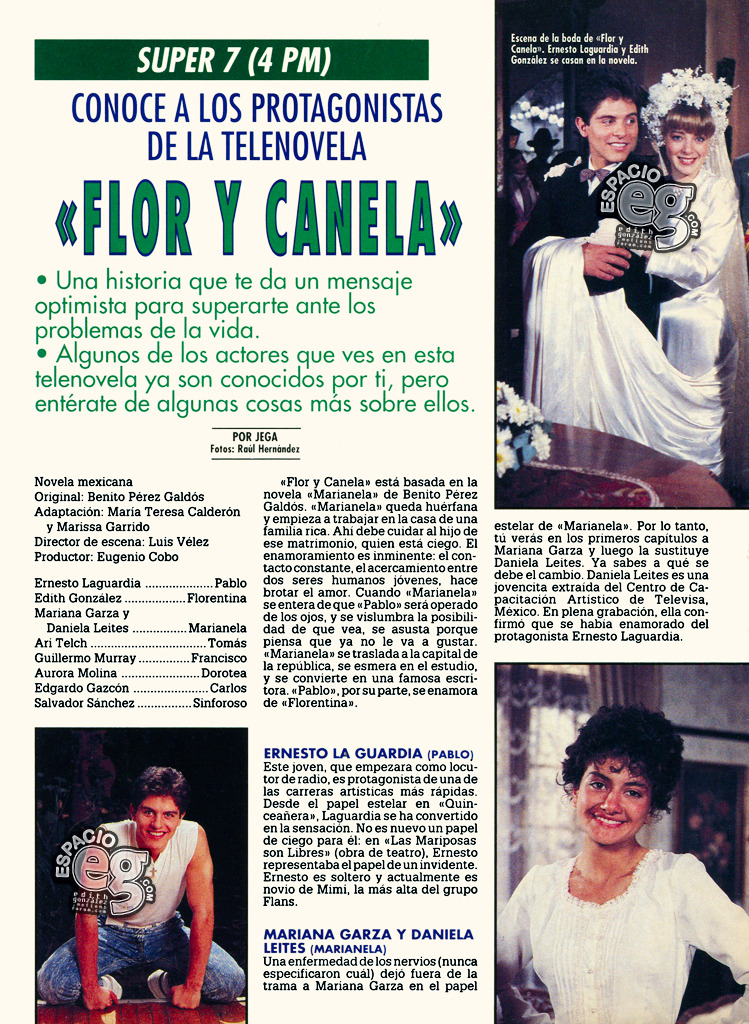 Tag florycanela en Espacio EG - Edith González FYC1