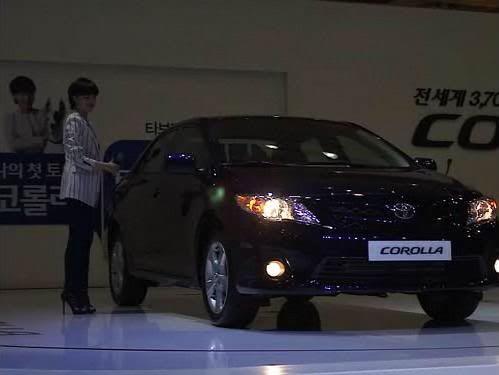 [Photo] Hye Sun tại buổi ra mắt Toyota - Page 3 Toyota19