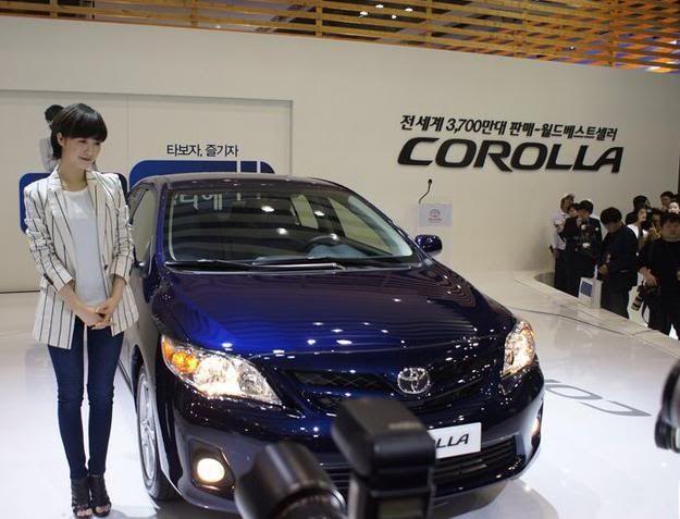 [Photo] Hye Sun tại buổi ra mắt Toyota - Page 3 Toyota20
