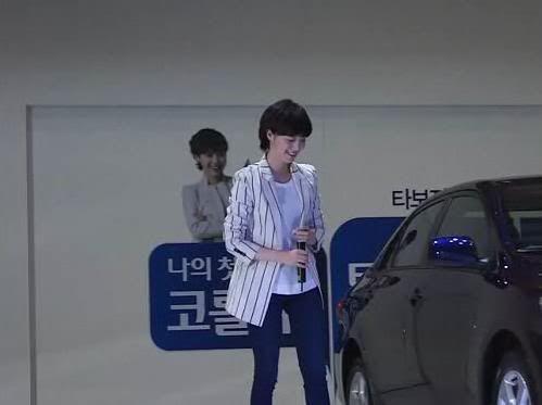 [Photo] Hye Sun tại buổi ra mắt Toyota - Page 3 Toyota21