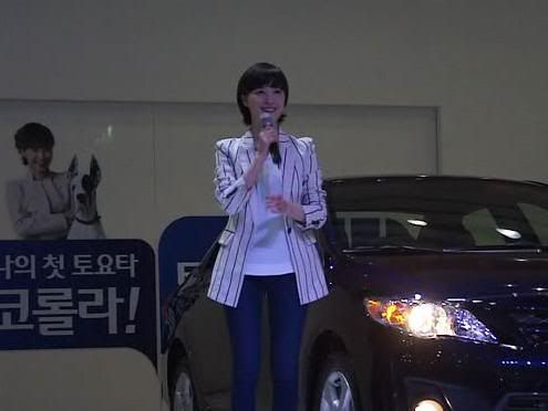 [Photo] Hye Sun tại buổi ra mắt Toyota - Page 3 Toyota24