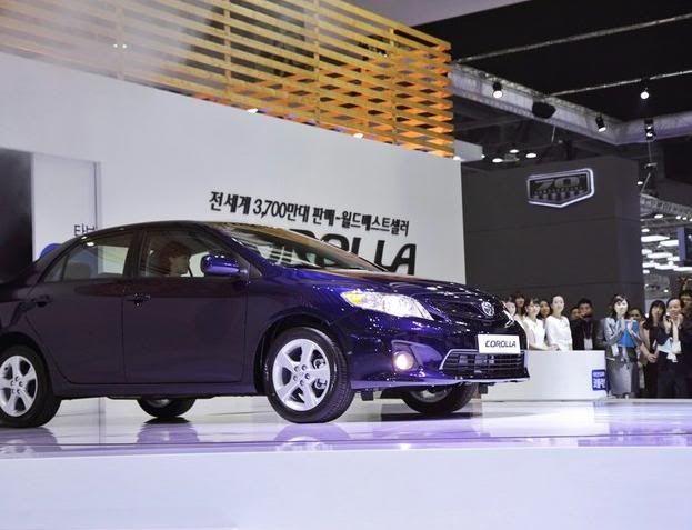 [Photo] Hye Sun tại buổi ra mắt Toyota - Page 3 Toyota32