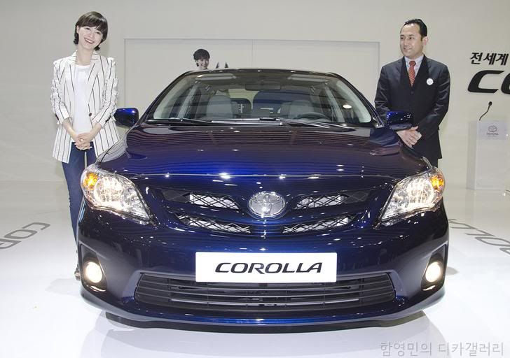 [Photo] Hye Sun tại buổi ra mắt Toyota - Page 3 Toyota5-1