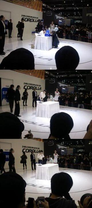 [Photo] Hye Sun tại buổi ra mắt Toyota - Page 3 Viewimage-101