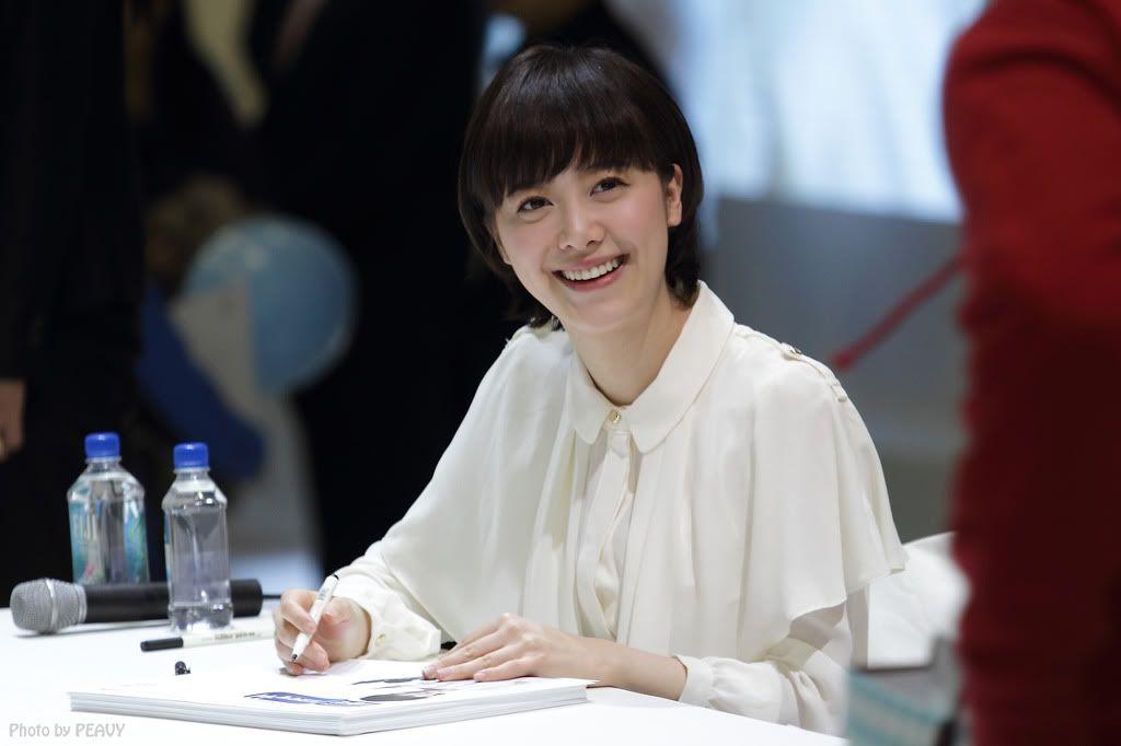 [Photo] Hye Sun tại buổi ra mắt Toyota - Page 3 Viewimage-73