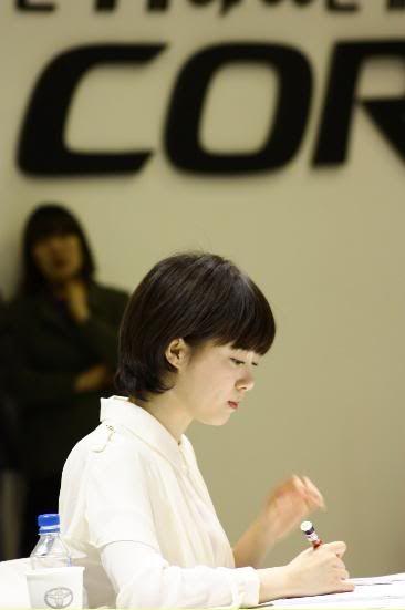 [Photo] Hye Sun tại buổi ra mắt Toyota - Page 3 Viewimage-75