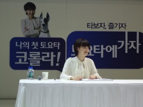[Photo] Hye Sun tại buổi ra mắt Toyota - Page 3 Viewimage-77