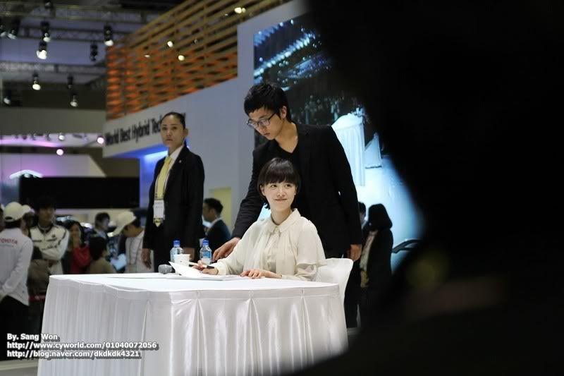 [Photo] Hye Sun tại buổi ra mắt Toyota - Page 3 Viewimage-89