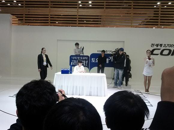 [Photo] Hye Sun tại buổi ra mắt Toyota - Page 3 Viewimage-91
