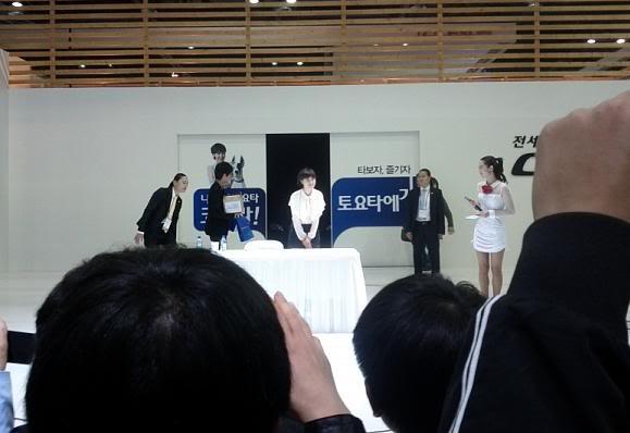 [Photo] Hye Sun tại buổi ra mắt Toyota - Page 3 Viewimage-92