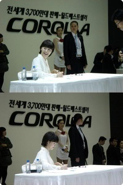 [Photo] Hye Sun tại buổi ra mắt Toyota - Page 3 Viewimage-98