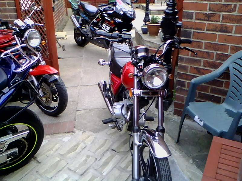 picture rich..my favorite is the Honda 250N Gn3-1