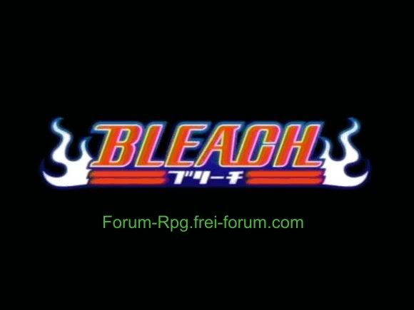 Bleach Forum RPG