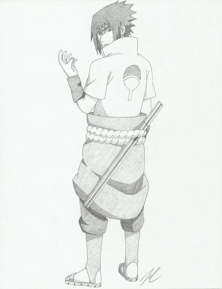 Art Sasukedraw