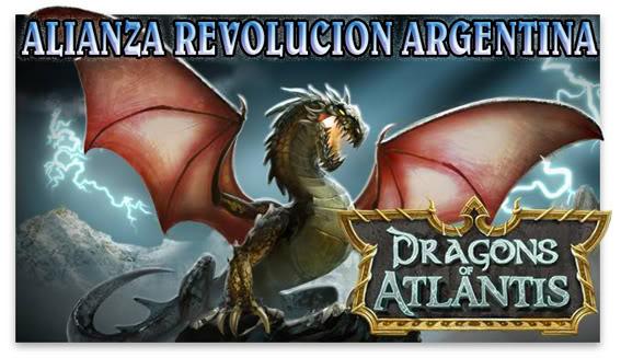Dragons Alianza Revolucion Argentina