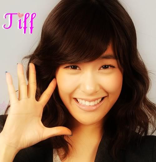 [FAN ACCOUNT] Tiffany, mas que una sonrisa angelical Eyedsmile