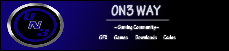 On3 Way | Gaming Community