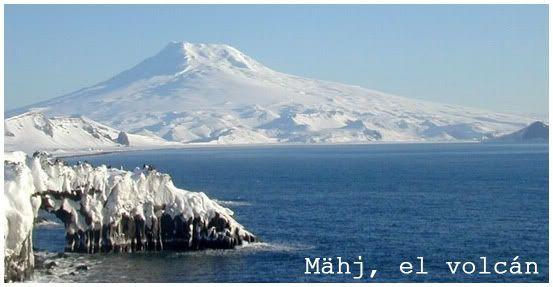 Descripción del volcán Mähj Volcan-2