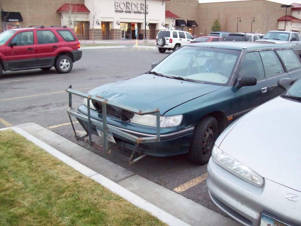 Custom front bumper 100_0017