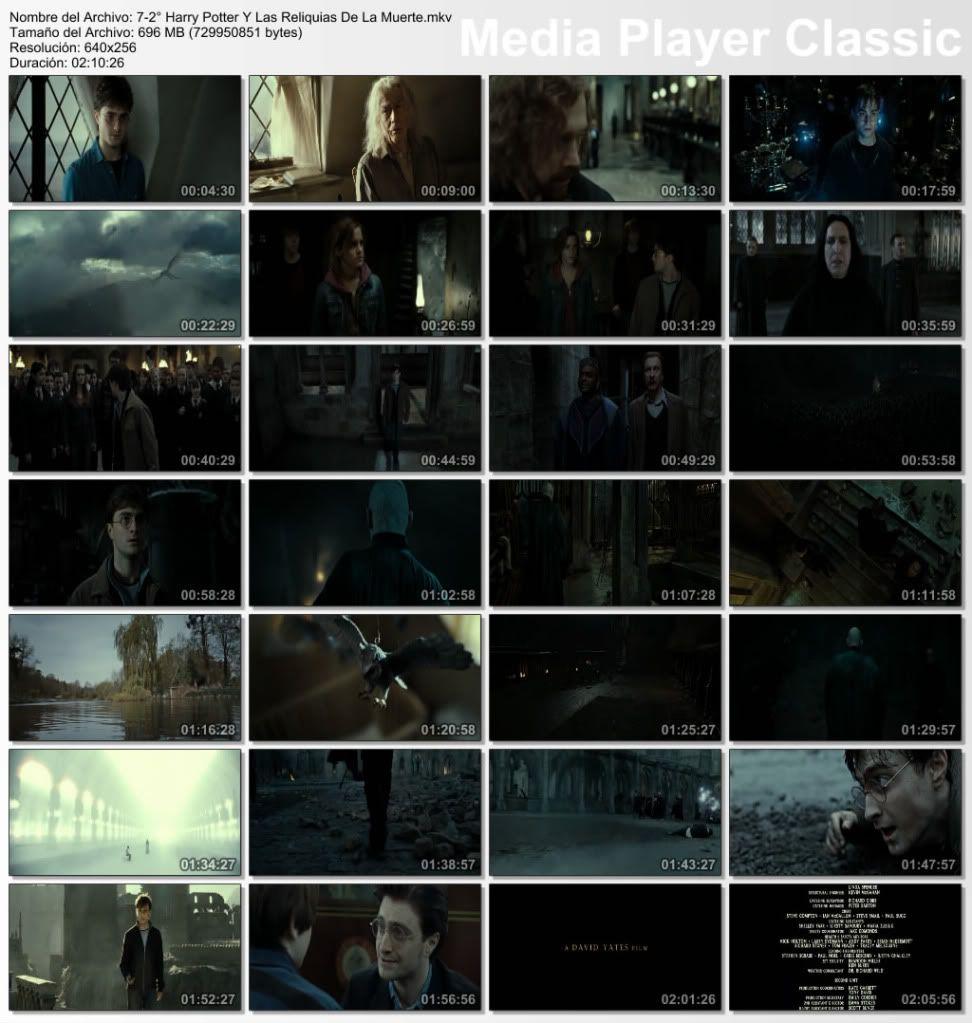 7-2° Harry Potter Y Las Reliquias De La Muerte [MKV-BRRIP 696MB-Latino] RoXaZ-7-2HarryPotterYLasReliquiasDeLaMuertemkv_thumbs_20111027_2001