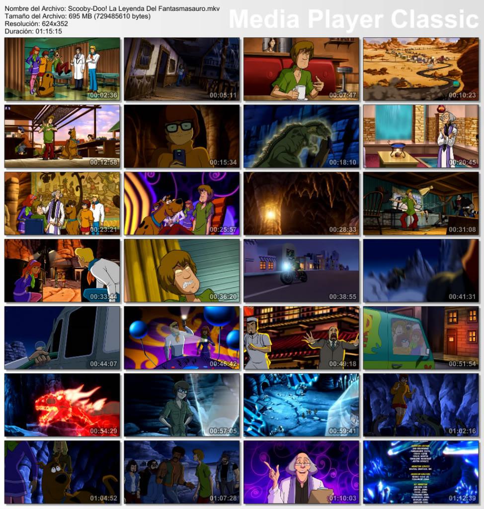 Scooby-Doo! La Leyenda Del Fantasmasauro [MKV-DVDRIP-ESP]   Scooby-DooLaLeyendaDelFantasmasauromkv_thumbs_20110919_170740