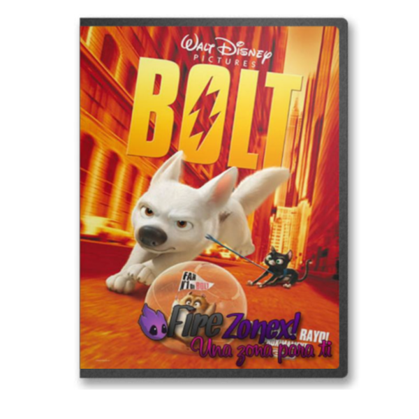Bolt [MKV-DVDRIP-ESP]   Boltcover