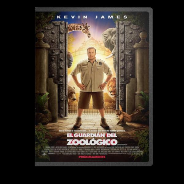 El Guardián Del Zoológico [MKV-DVDRIP-ESP]   Guardiancover