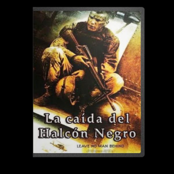 La Caida Del Halcón Negro [MKV-DVDRIP-ESL]  Lacaidacover